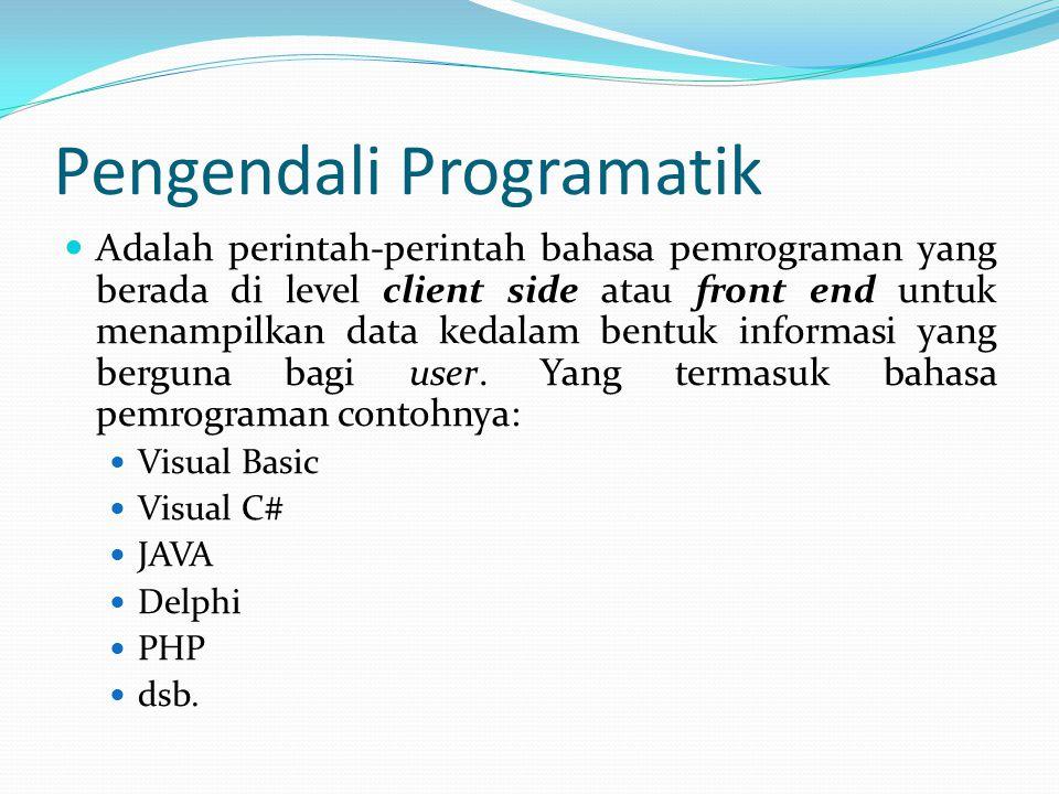 Pengendali Programatik