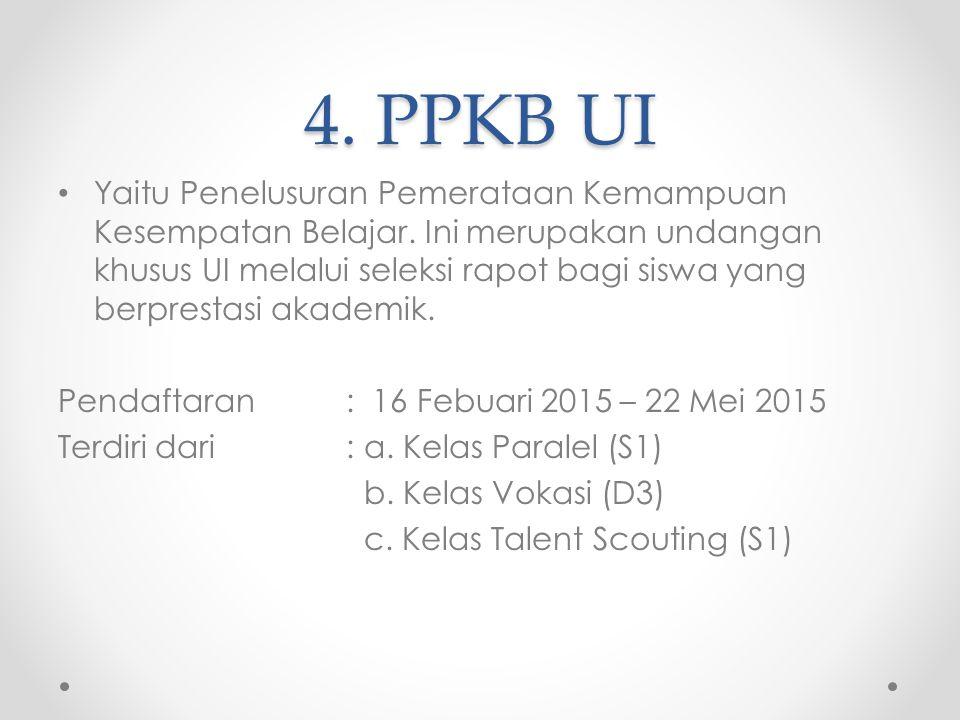 4. PPKB UI