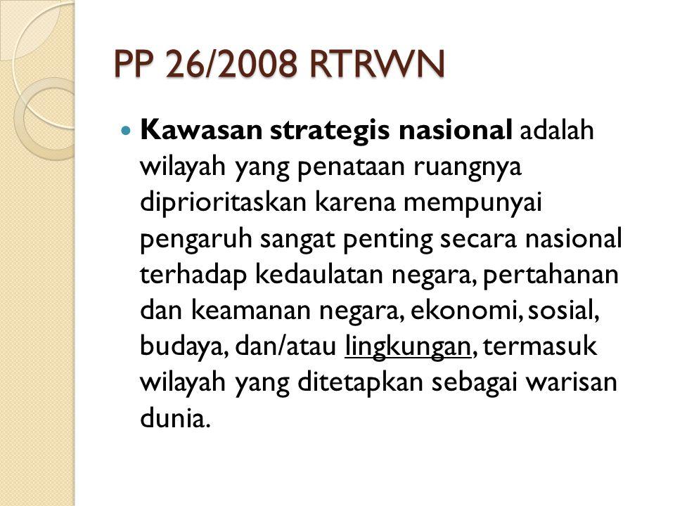 PP 26/2008 RTRWN