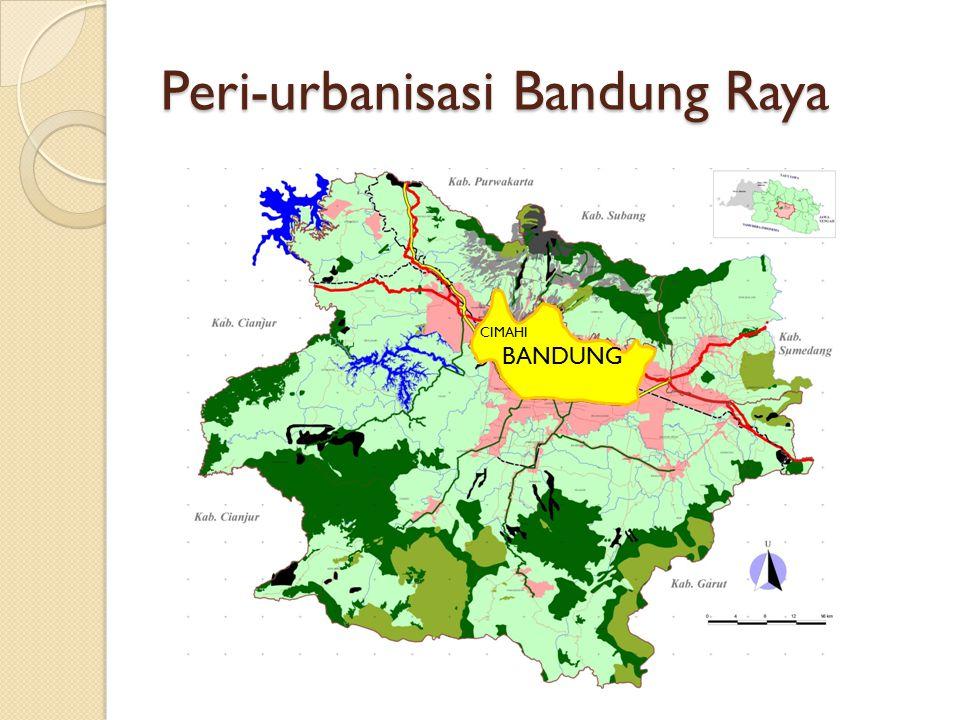 Peri-urbanisasi Bandung Raya