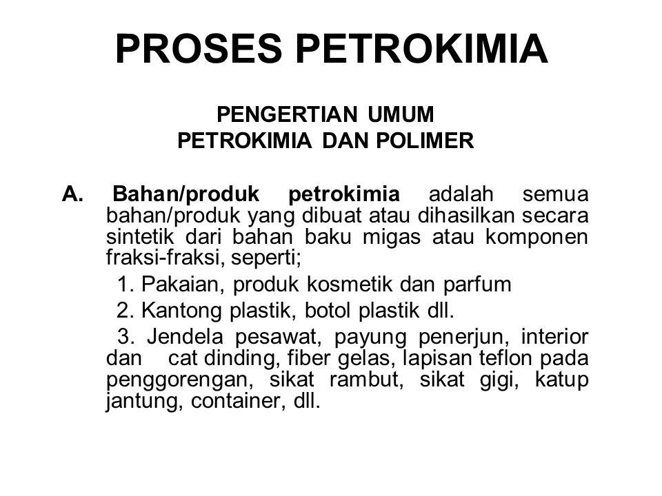 PETROKIMIA DAN POLIMER