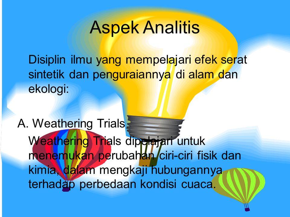 Aspek Analitis