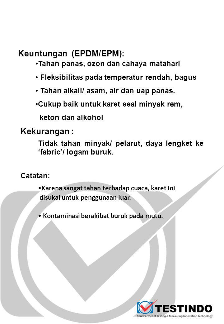 Keuntungan (EPDM/EPM):