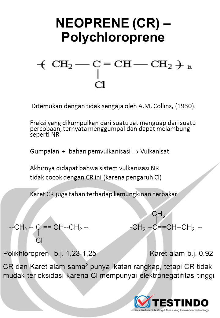NEOPRENE (CR) – Polychloroprene