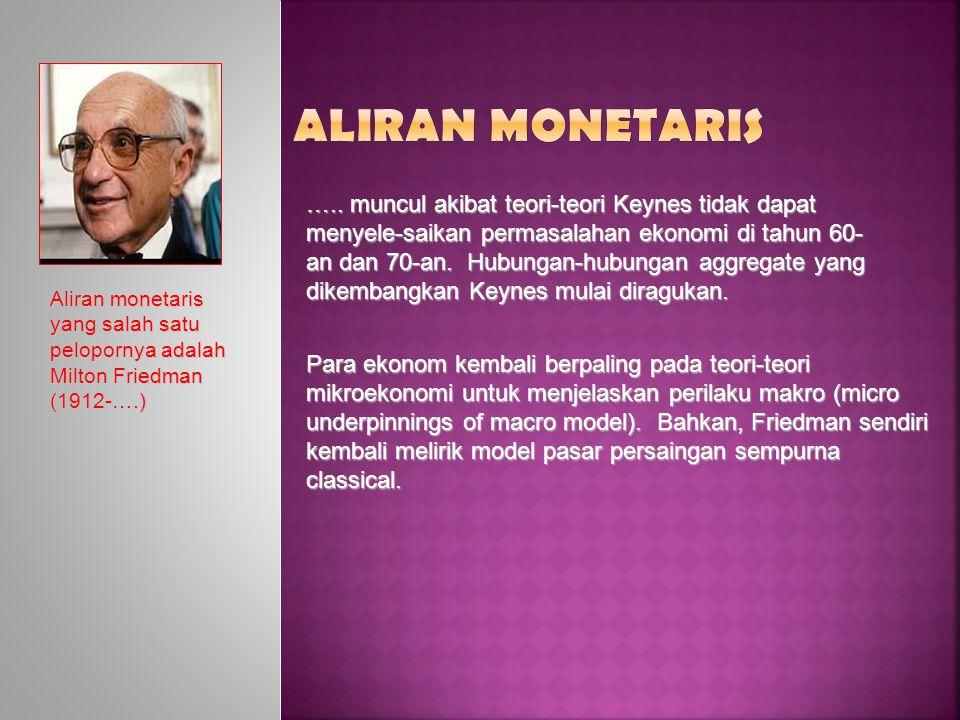 ALIRAN MONETARIS