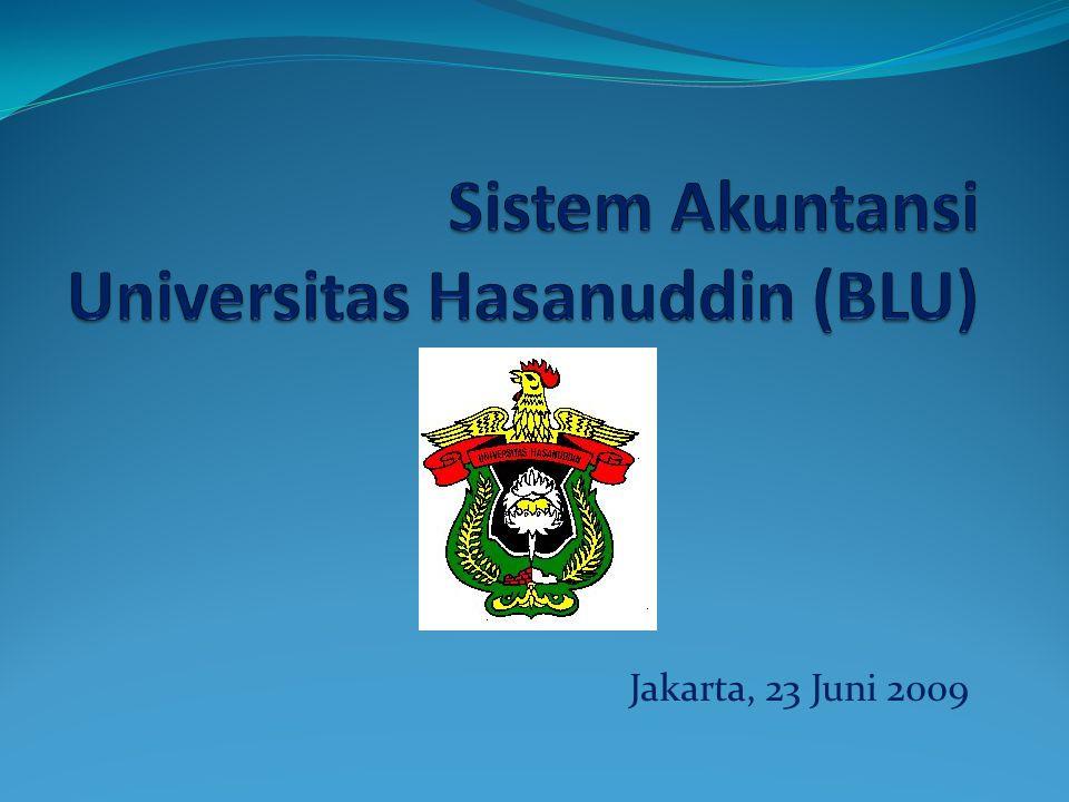 Sistem Akuntansi Universitas Hasanuddin (BLU)