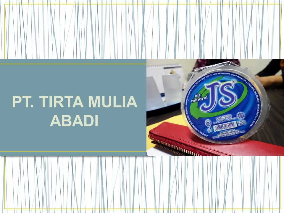 PT. TIRTA MULIA ABADI