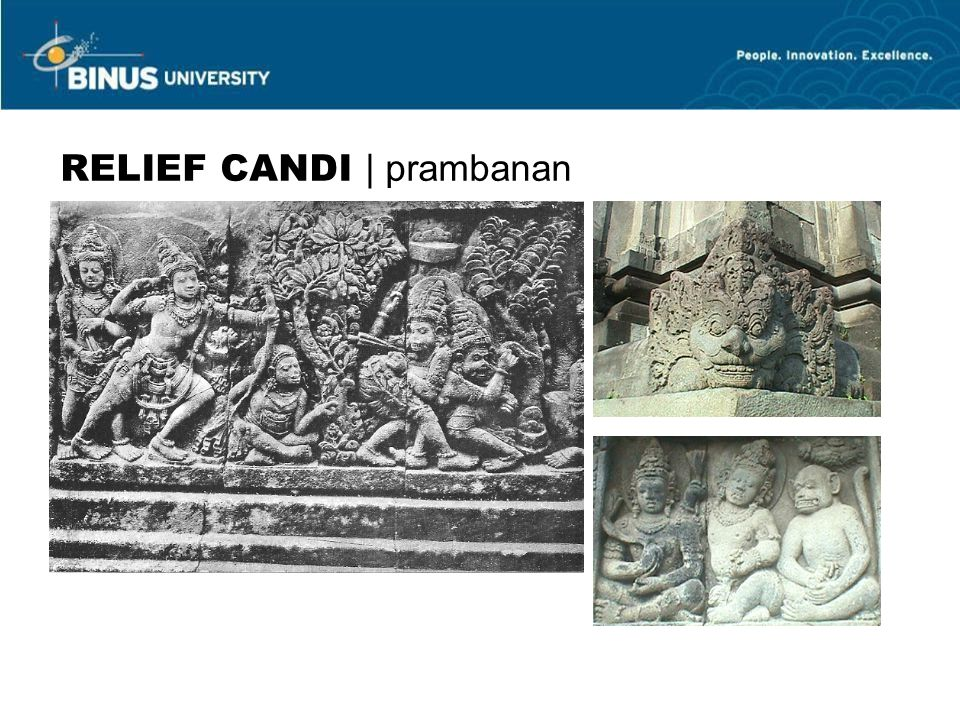 RELIEF CANDI | prambanan