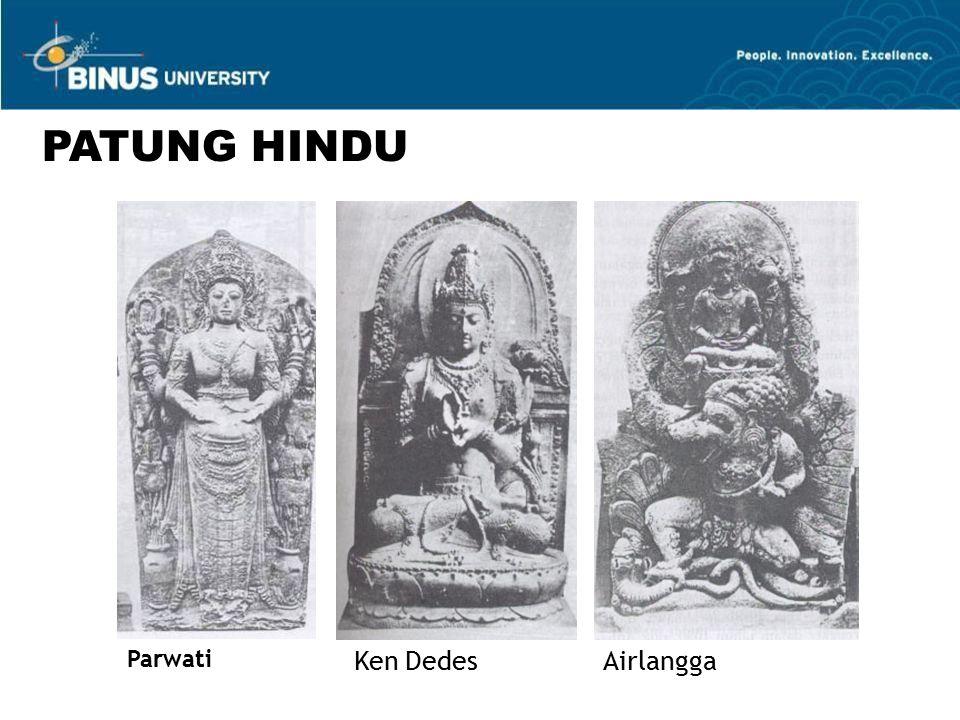 PATUNG HINDU Parwati Ken Dedes Airlangga