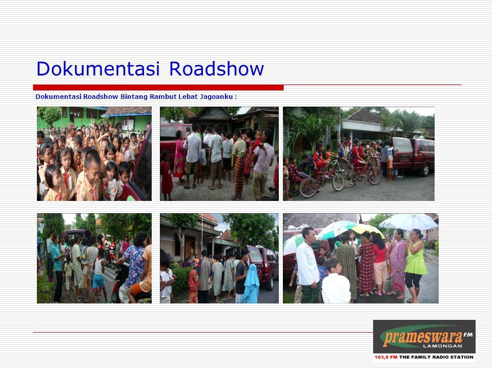 Dokumentasi Roadshow Logo Radio