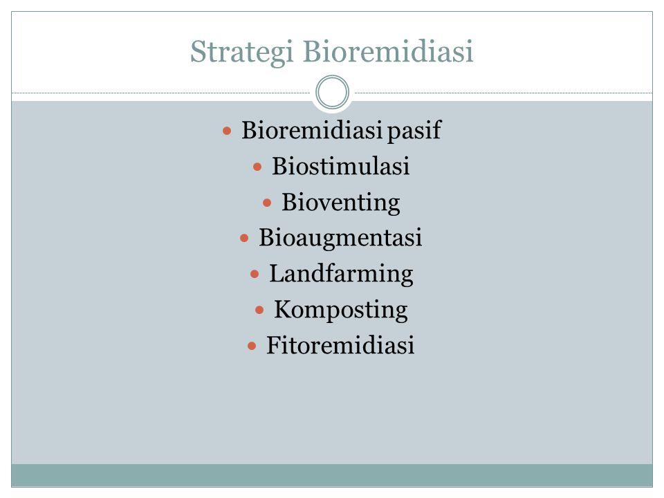 Strategi Bioremidiasi