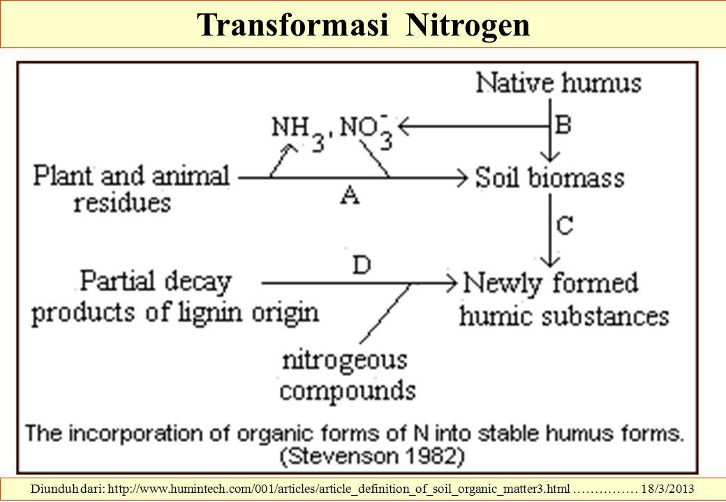 Transformasi Nitrogen