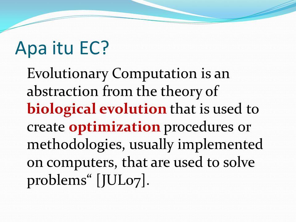 Apa itu EC