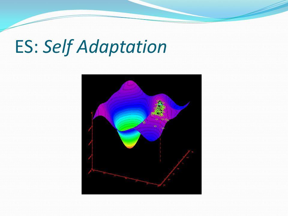ES: Self Adaptation