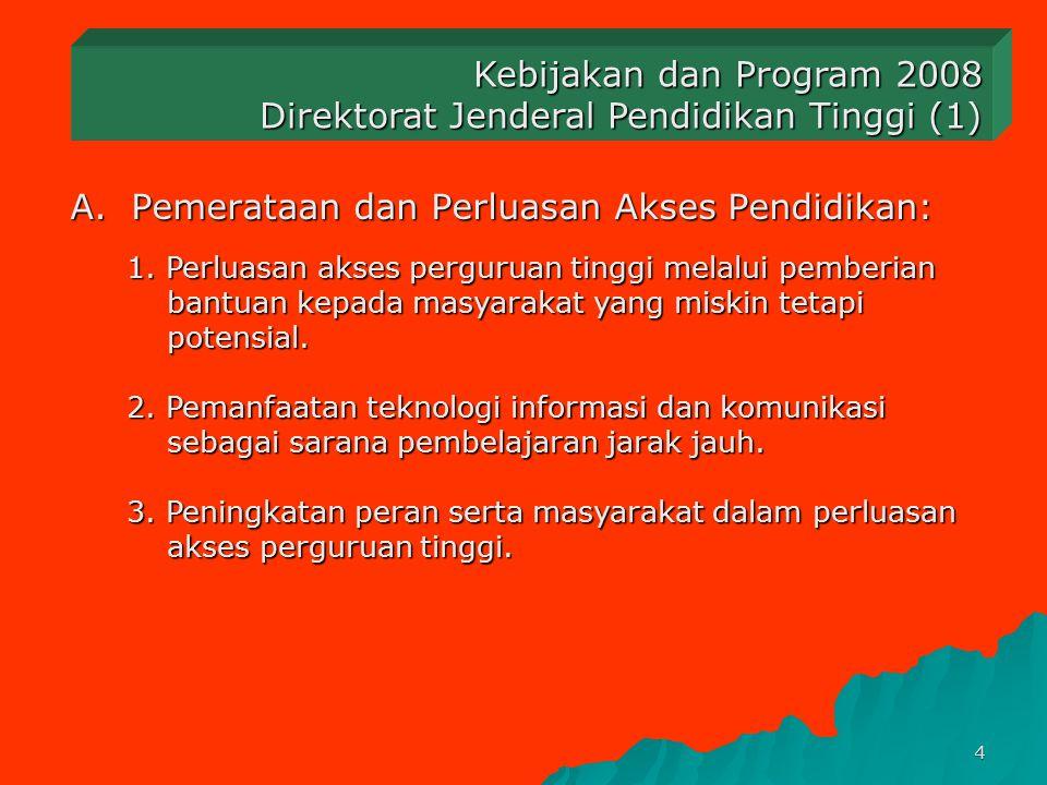 Direktorat Jenderal Pendidikan Tinggi (1)