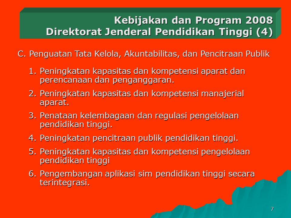 Direktorat Jenderal Pendidikan Tinggi (4)