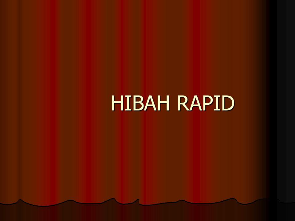 HIBAH RAPID