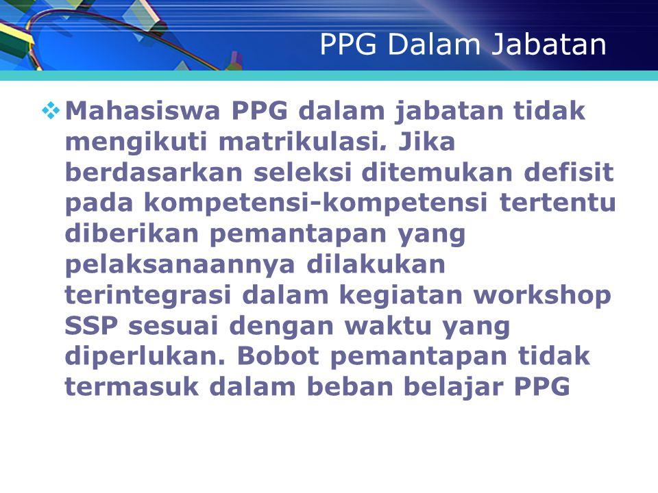 PPG Dalam Jabatan