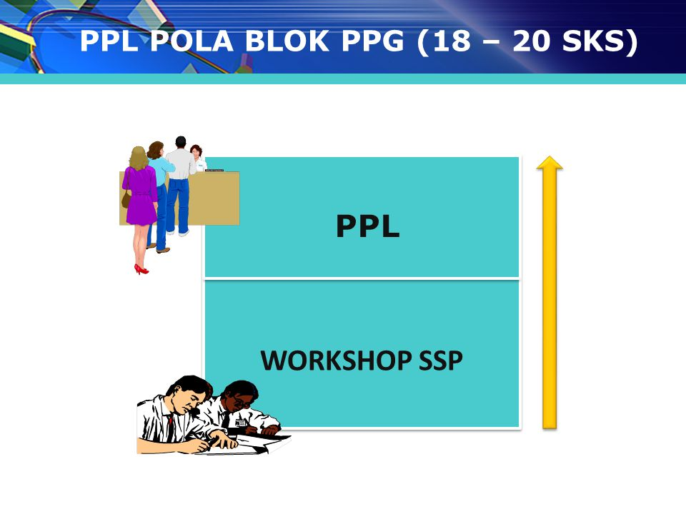PPL POLA BLOK PPG (18 – 20 SKS)
