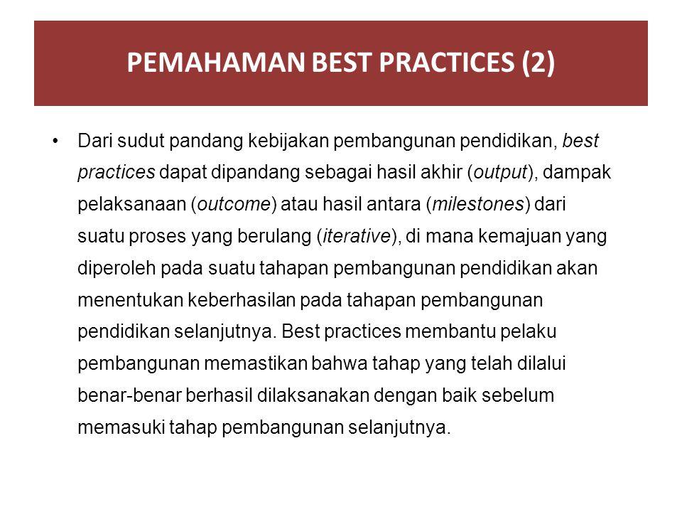 PEMAHAMAN BEST PRACTICES (2)