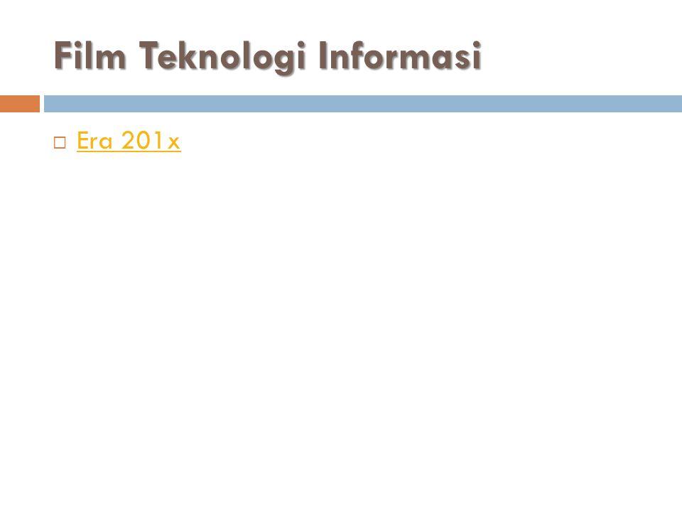 Film Teknologi Informasi