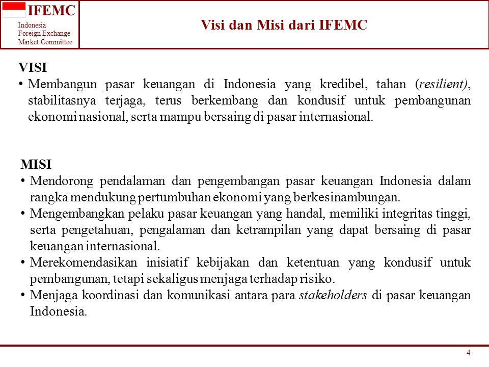 Visi dan Misi dari IFEMC