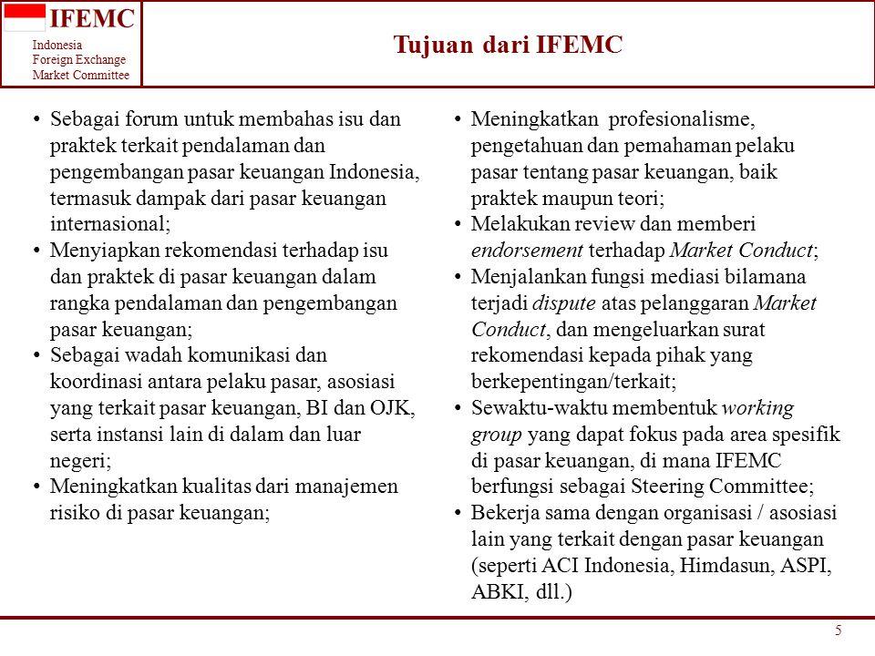 Tujuan dari IFEMC