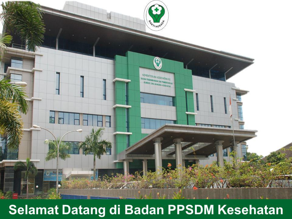 Selamat Datang di Badan PPSDM Kesehatan