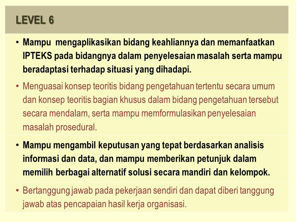 LEVEL 6