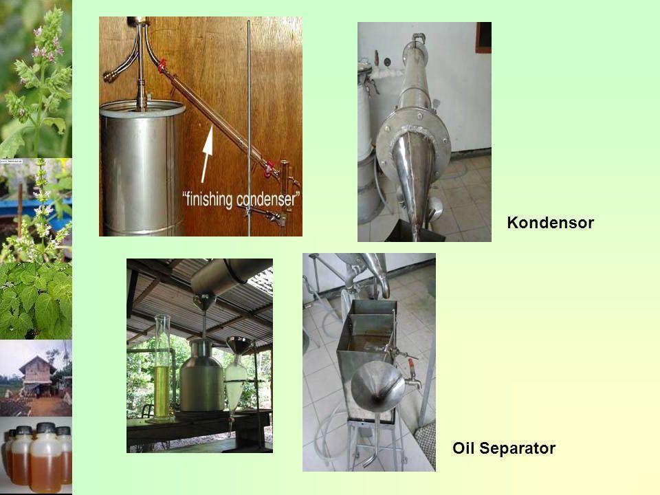 Kondensor Oil Separator