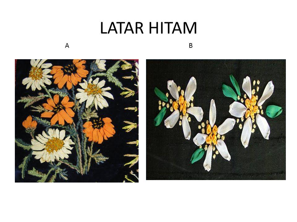 LATAR HITAM A B
