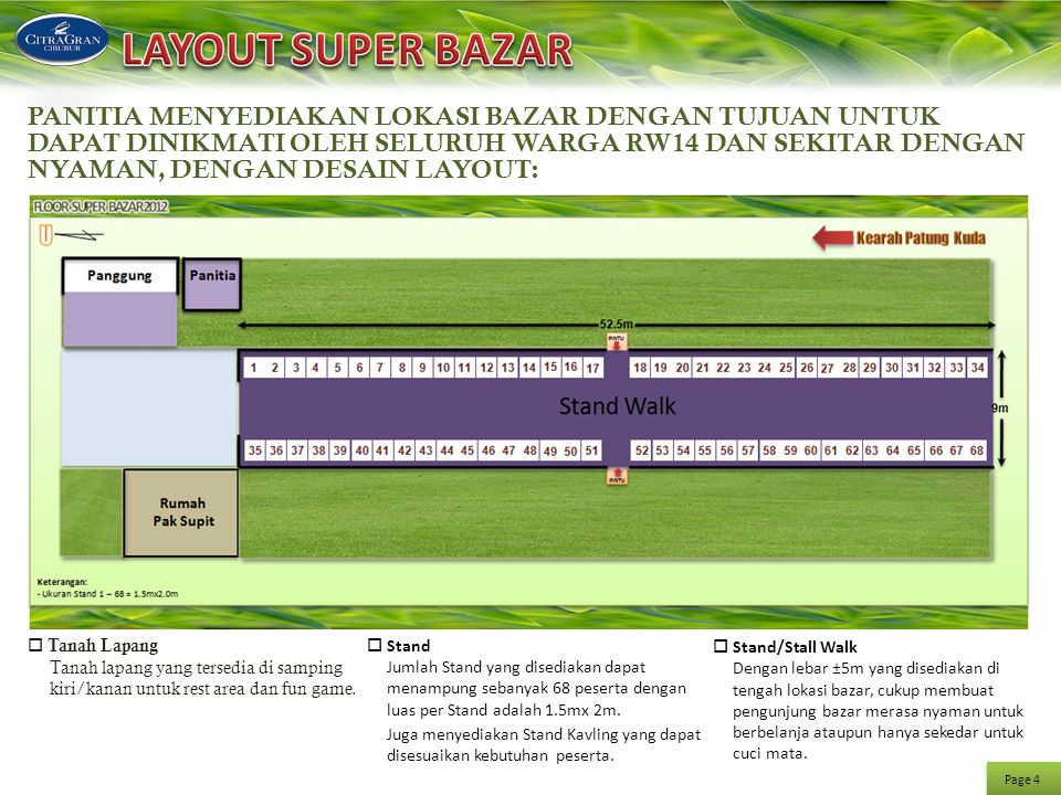 LAYOUT SUPER BAZAR