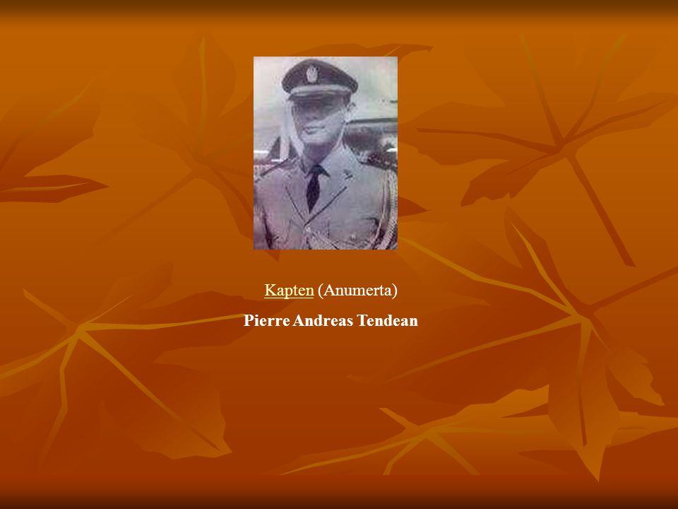 Pierre Andreas Tendean