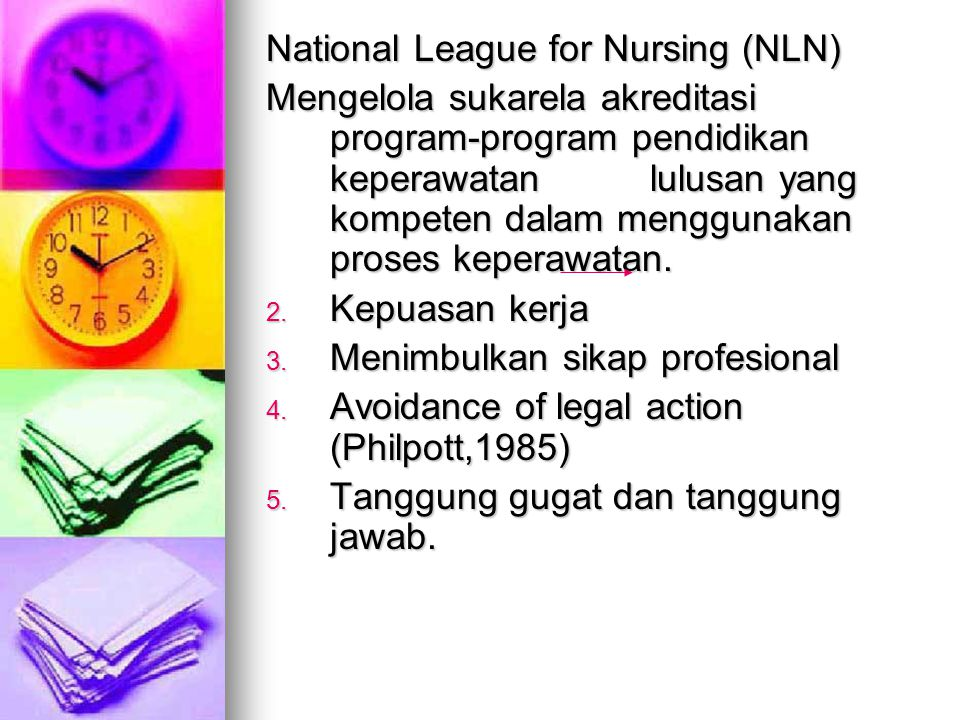 National League for Nursing (NLN)