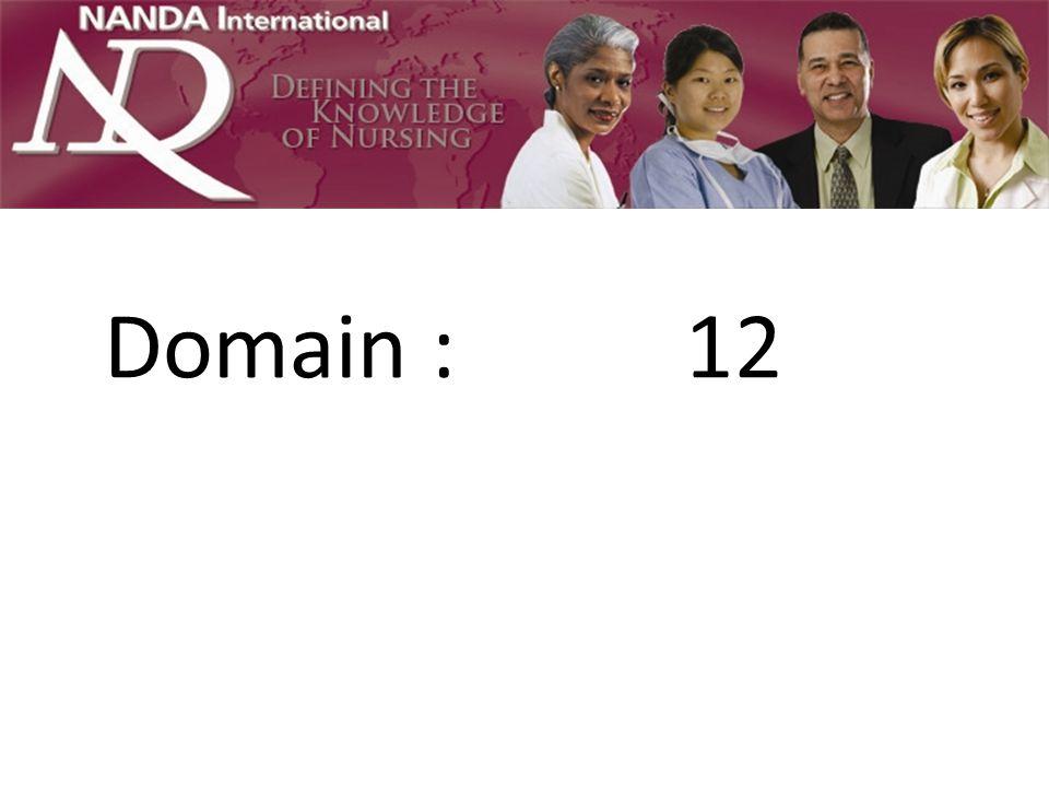 Domain : 12