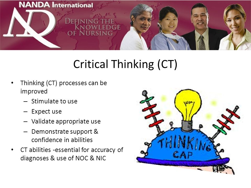 Critical Thinking (CT)