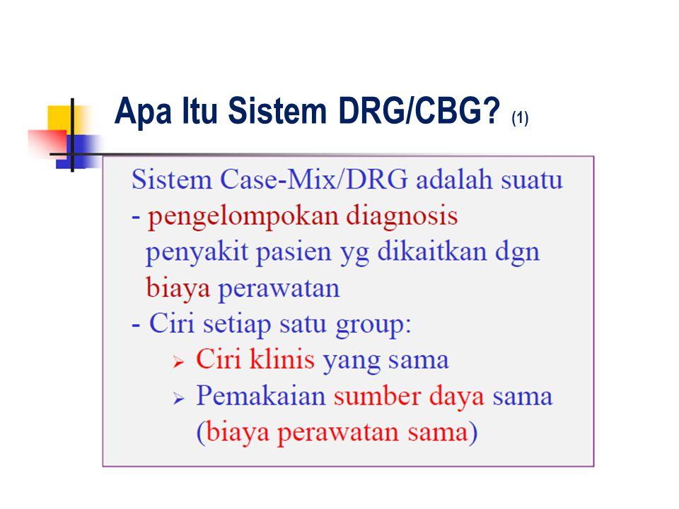 Apa Itu Sistem DRG/CBG (1)