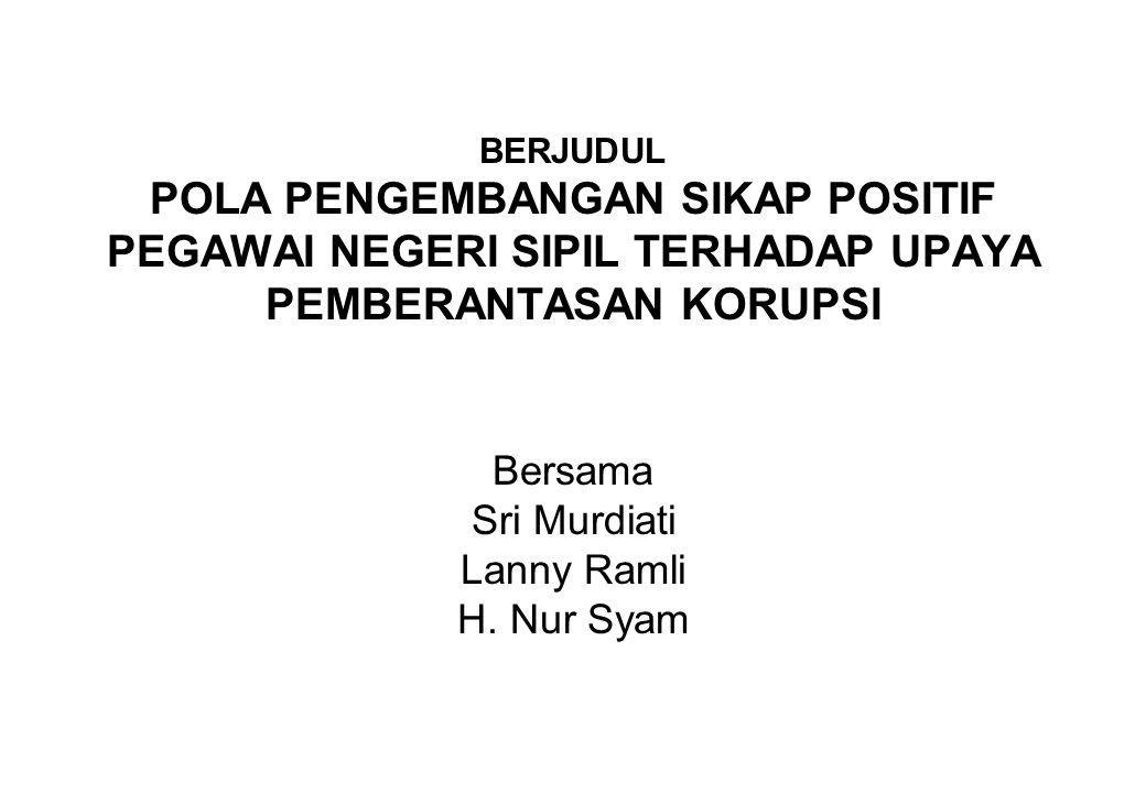 Bersama Sri Murdiati Lanny Ramli H. Nur Syam