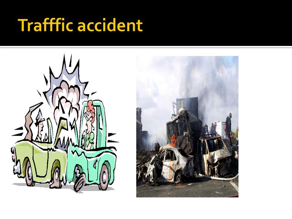 Trafffic accident