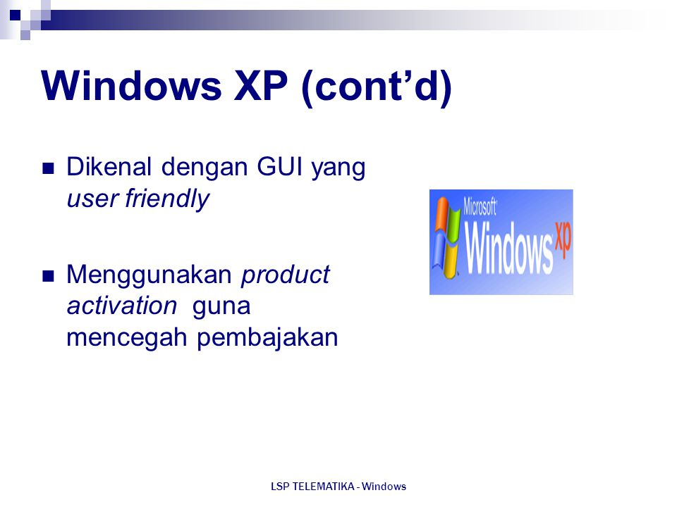 LSP TELEMATIKA - Windows
