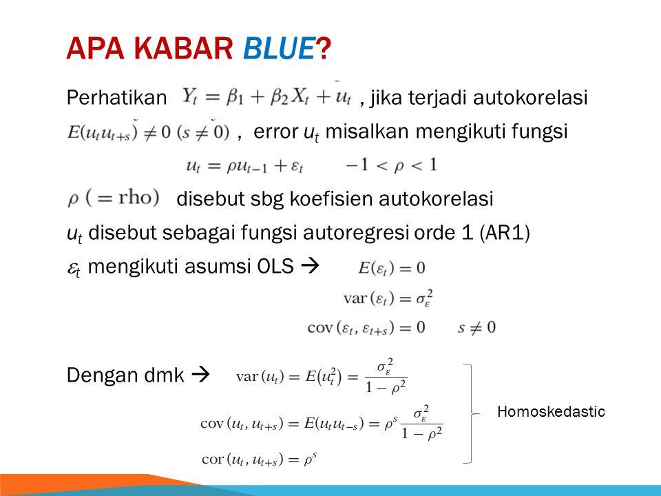 Apa kabar blue