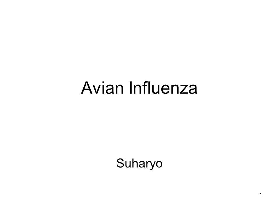 Avian Influenza Suharyo