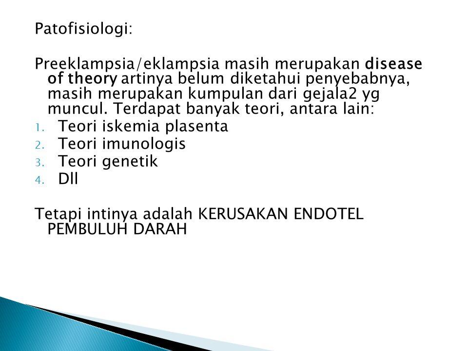 Patofisiologi:
