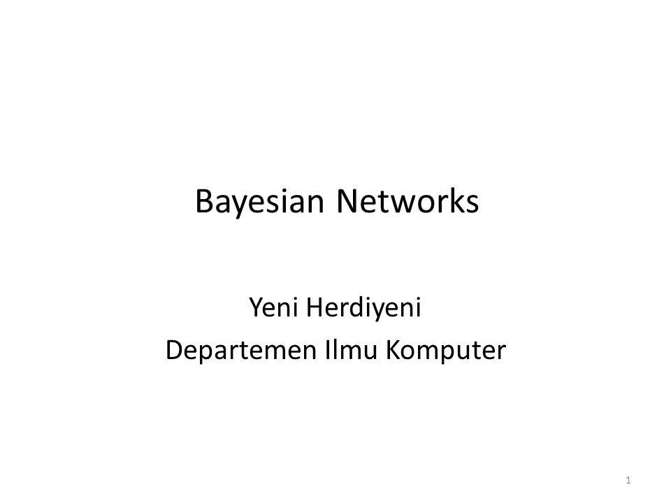 Yeni Herdiyeni Departemen Ilmu Komputer