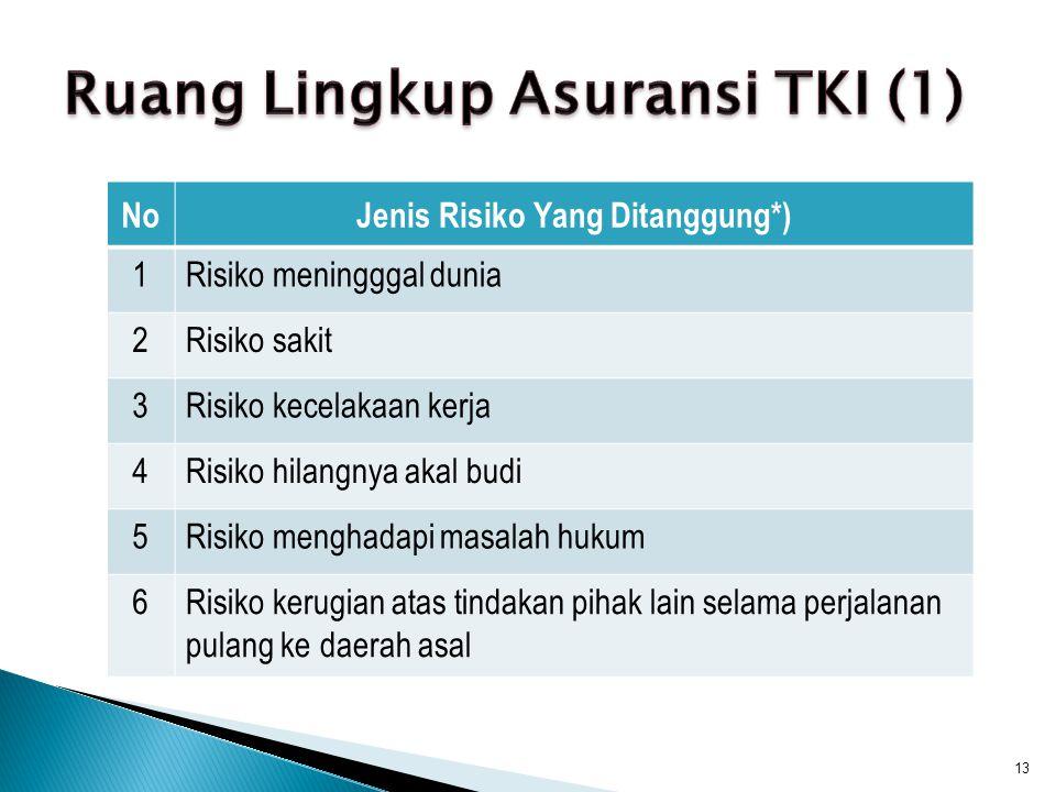 Ruang Lingkup Asuransi TKI (1)