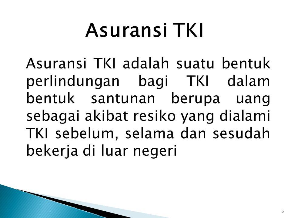 Asuransi TKI