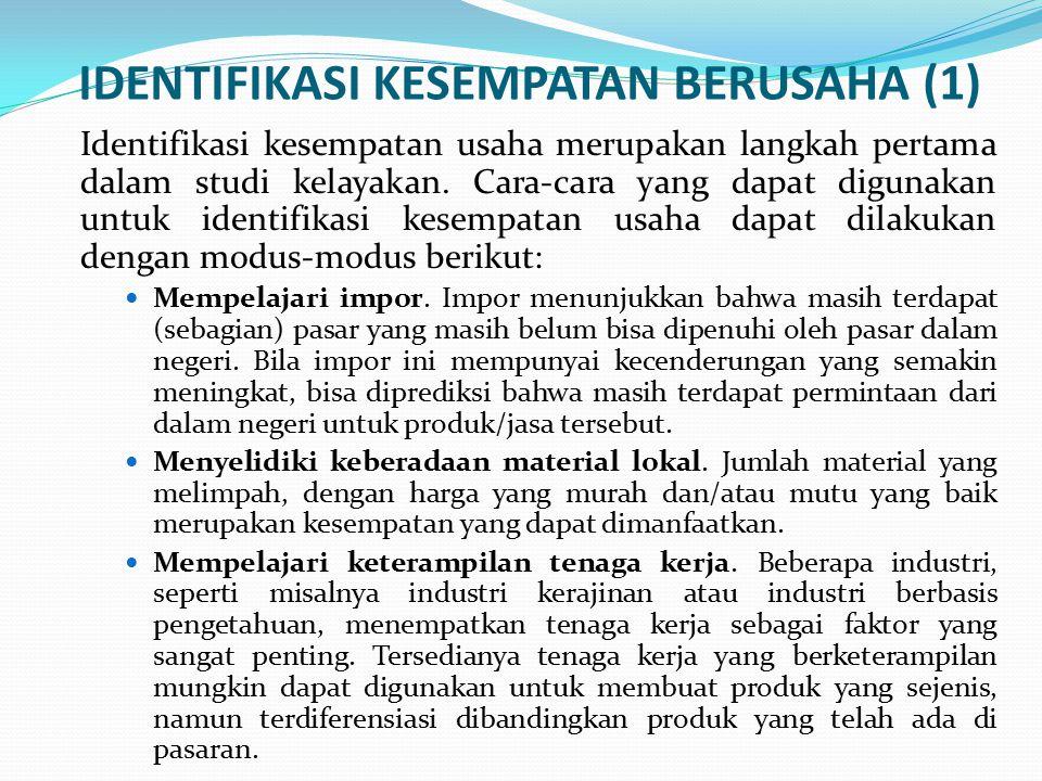 IDENTIFIKASI KESEMPATAN BERUSAHA (1)