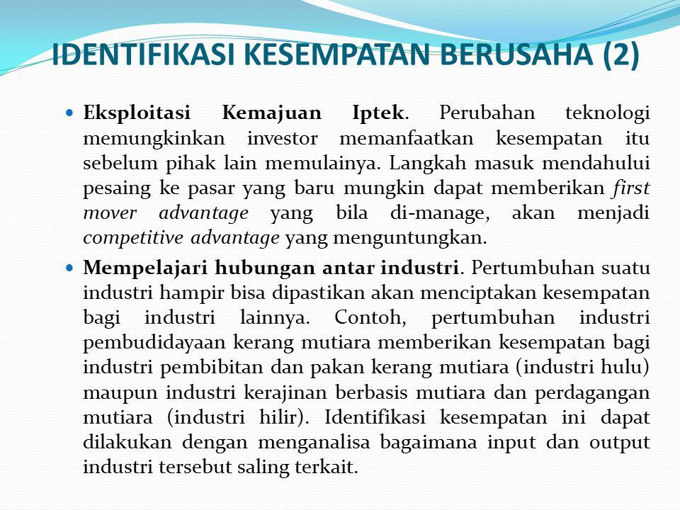 IDENTIFIKASI KESEMPATAN BERUSAHA (2)