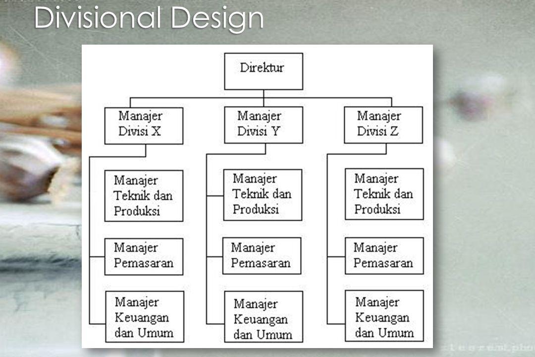 Divisional Design