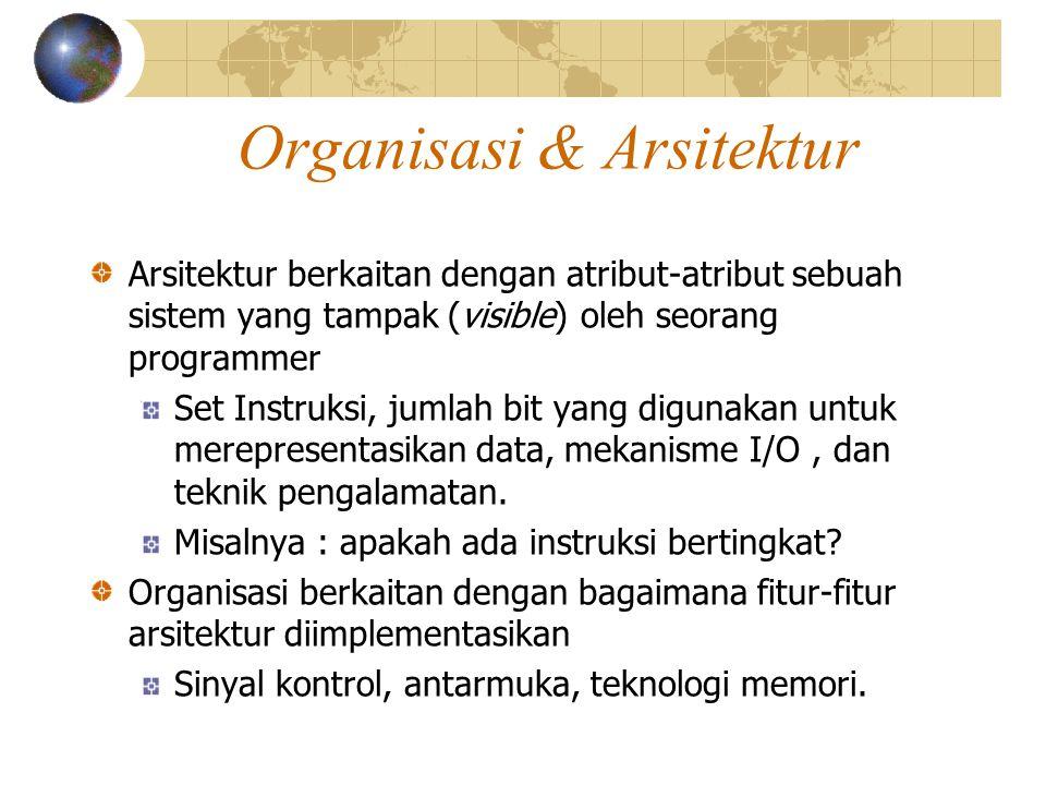Organisasi & Arsitektur